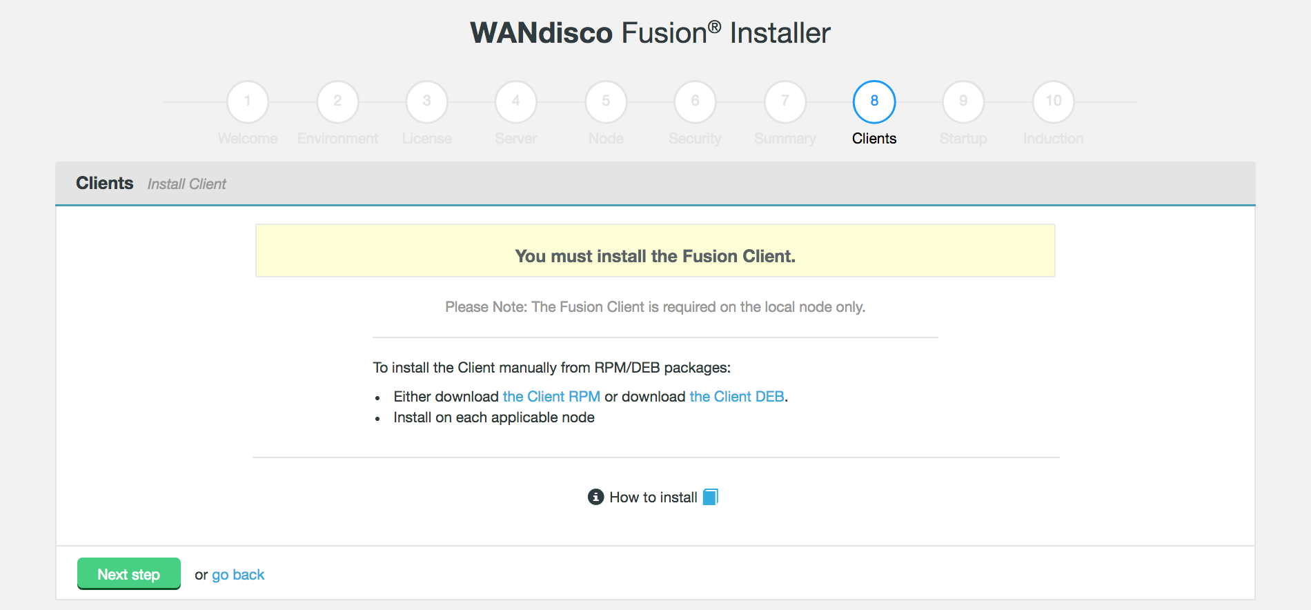 WANdisco Fusion 2 12 User Guide