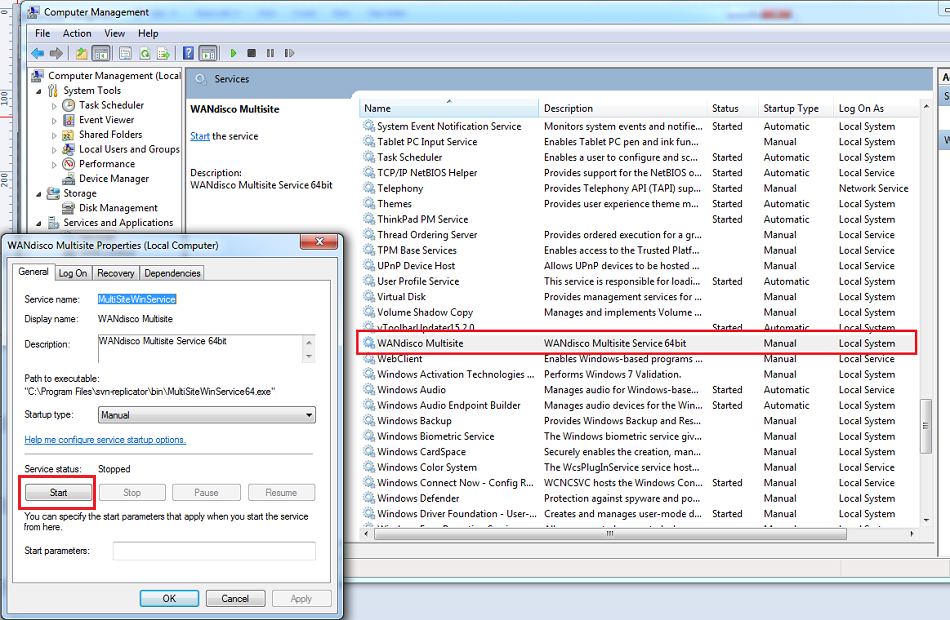 WANdisco SVN MultiSite v4.2 Product Documentation