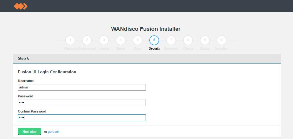 Installation - WD Fusion User Guide